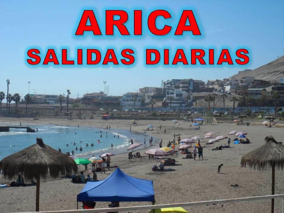 PLAYAS DE ARICA 4DIAS/3NOCHES