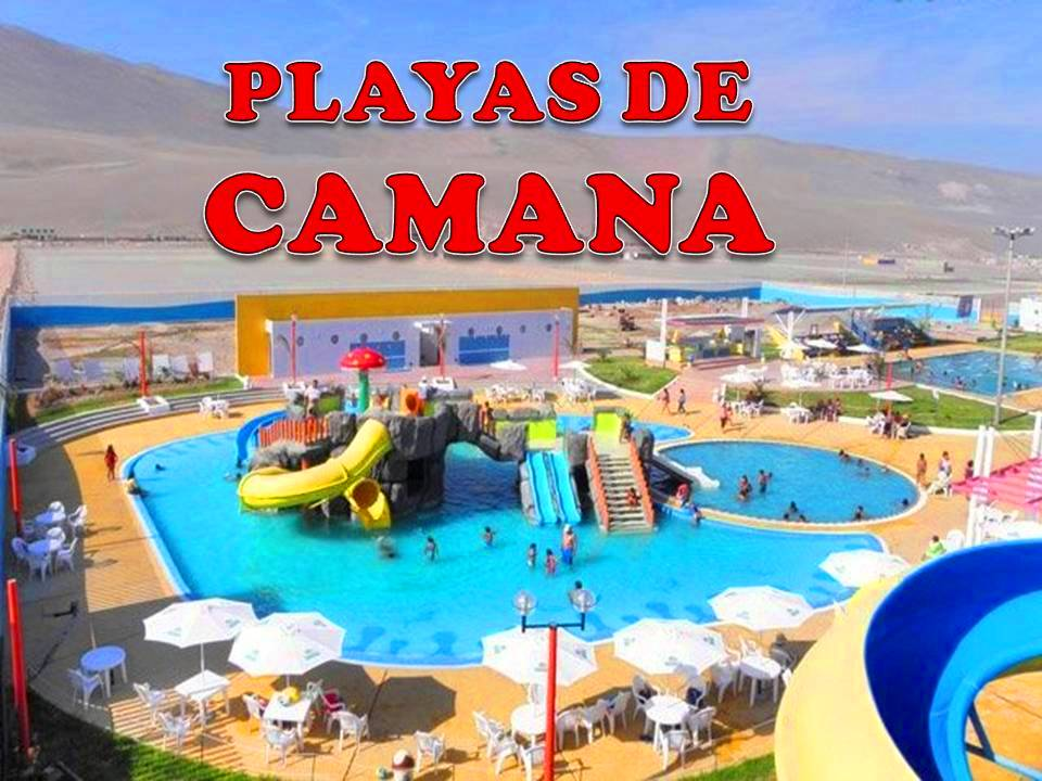 Playas de Camana - City Tours Arequipa
