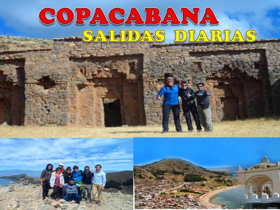 Copacabana Full Day - Lago Titicaca