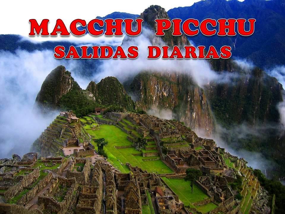 Cusco - Macchu Picchu