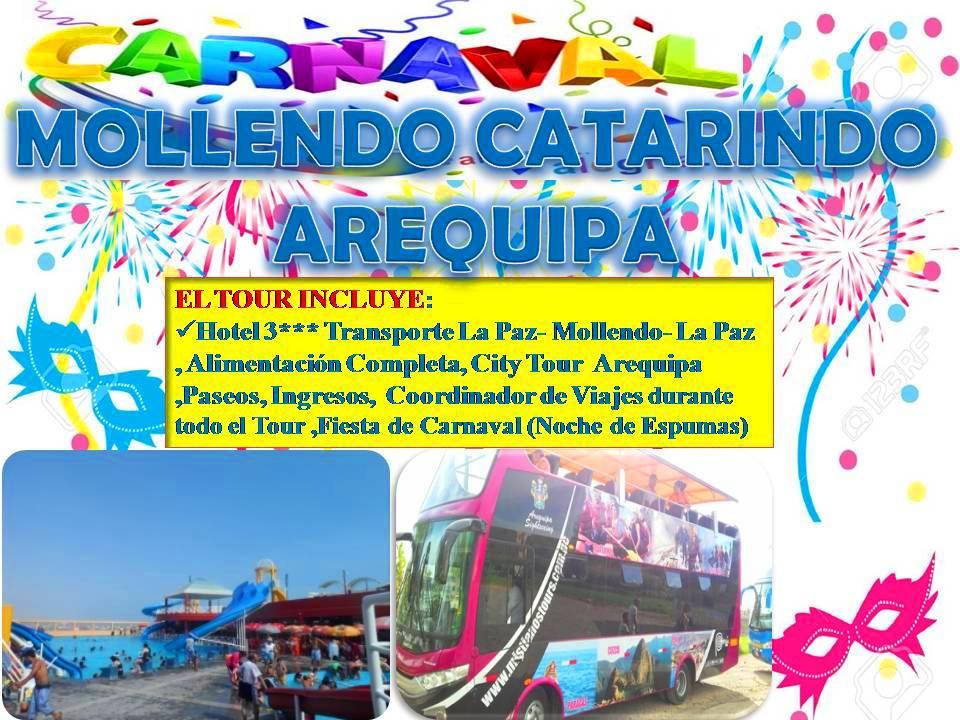 CARNAVAL MOLLENDO -CATARINDO -AREQUIPA