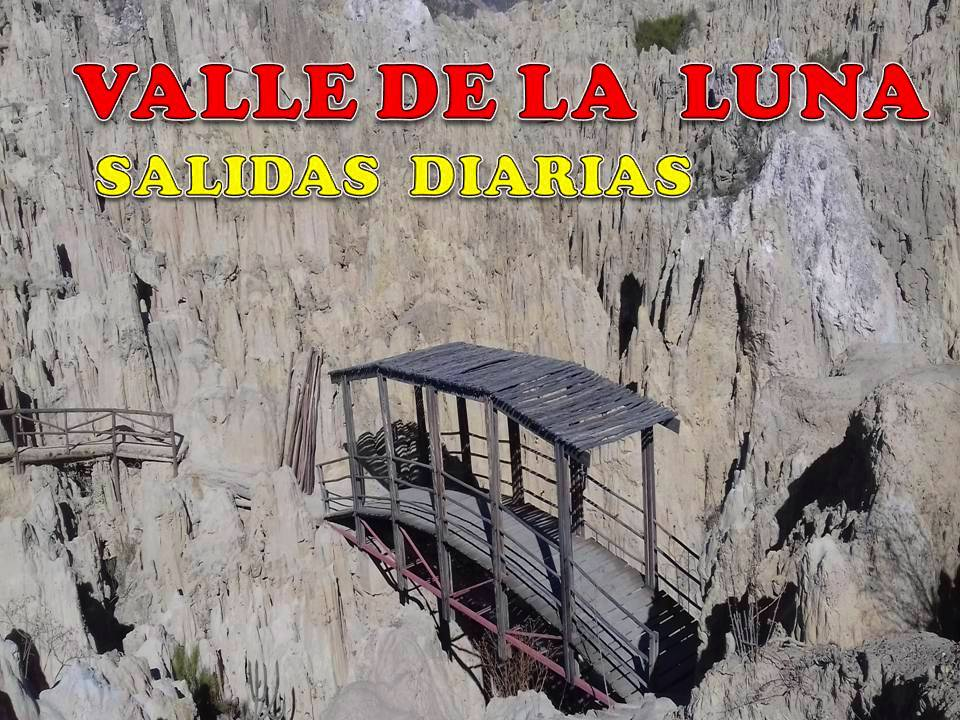 CITY TOUR- TELEFERICO - VALLE DE LA LUNA