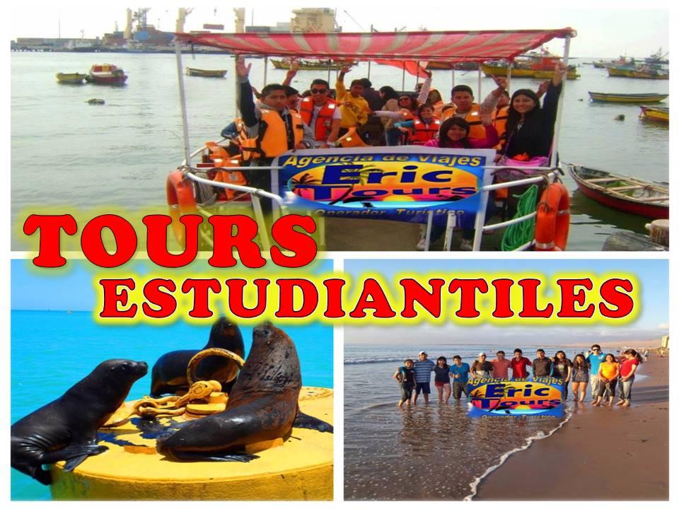 TOURS ESTUDIANTILES